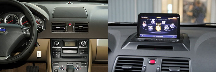 XC90 android